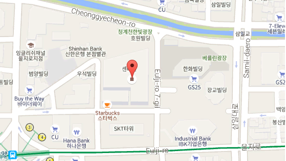 google map direction to RWK office